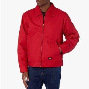 NWOT Dickie's Eisenhower Front Zip Jacket